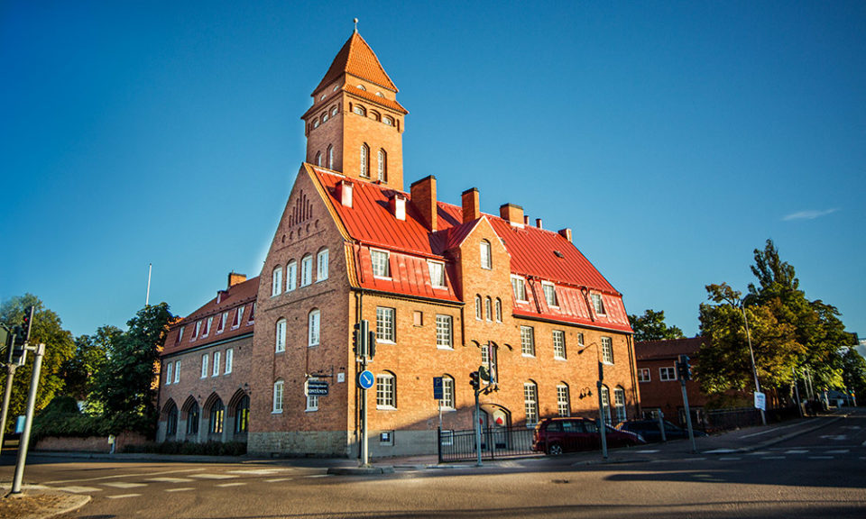 Fontänens föreningshus