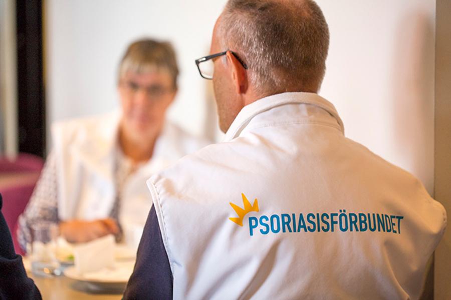 Bli medlem i Psoriasisförbundet