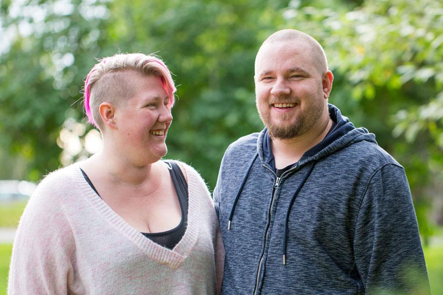 Att leva med psoriasis i familjen