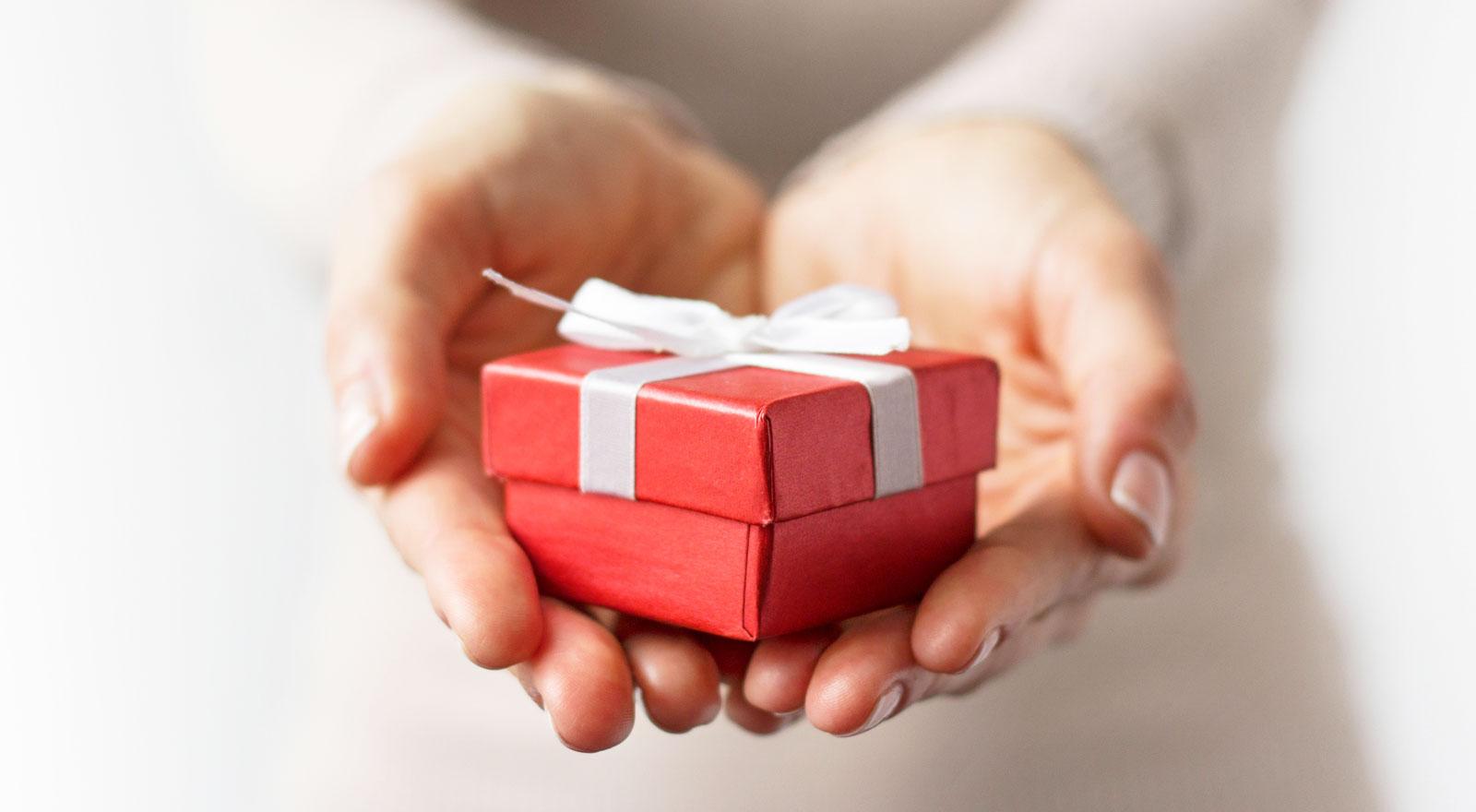 Ge en gåva till psoriasisförbundet