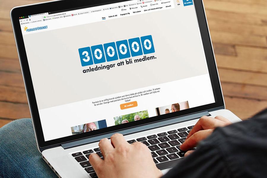 300 000 anledningar att bli medlem!