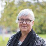 Tina Norgren ordförande Psoriasisförbundet