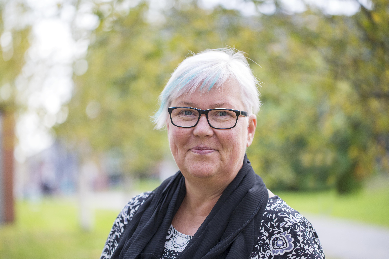 Tina Norgren Psoriasisförbundet