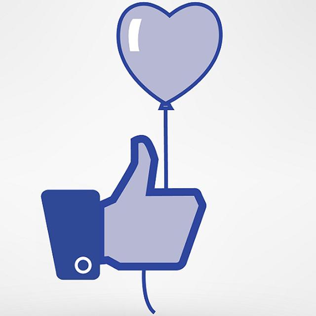 Ge en gåva på Facebook