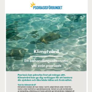Klimatvård 2019